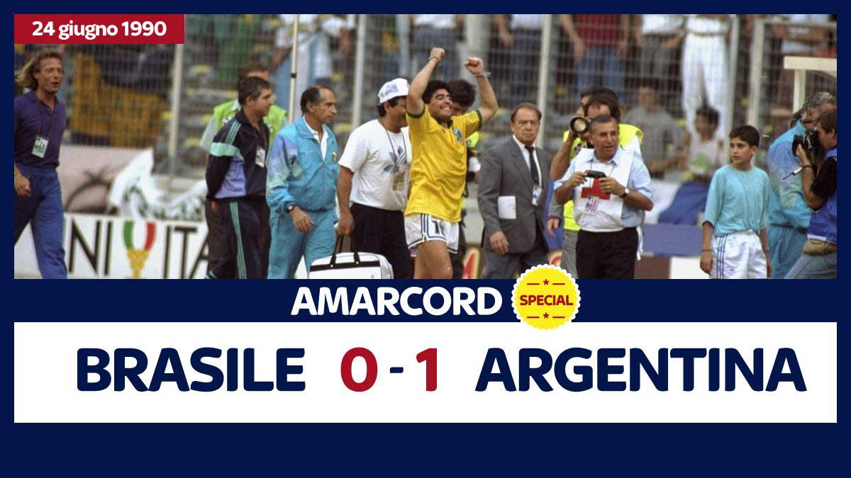 amarcord brasile argentina