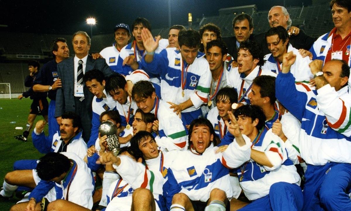 vittorie italia under 21