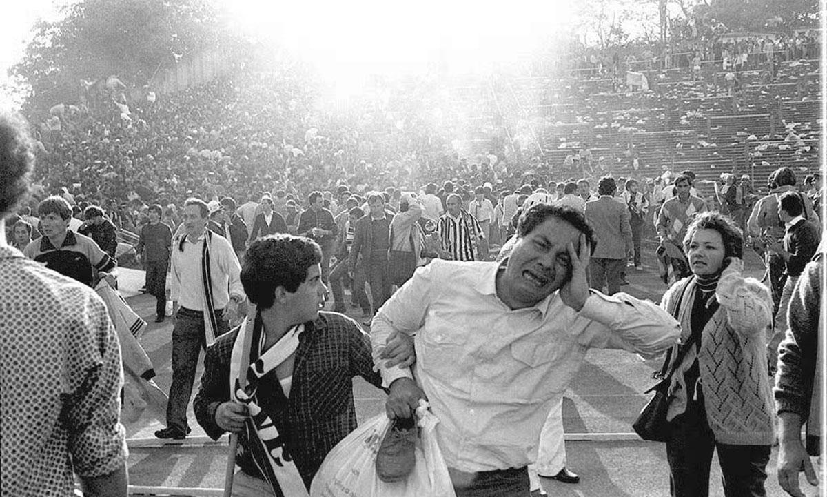 tragedia Heysel 29 maggio 1985