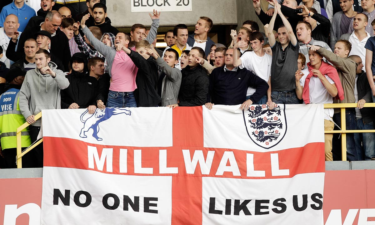 millwall hooligans story