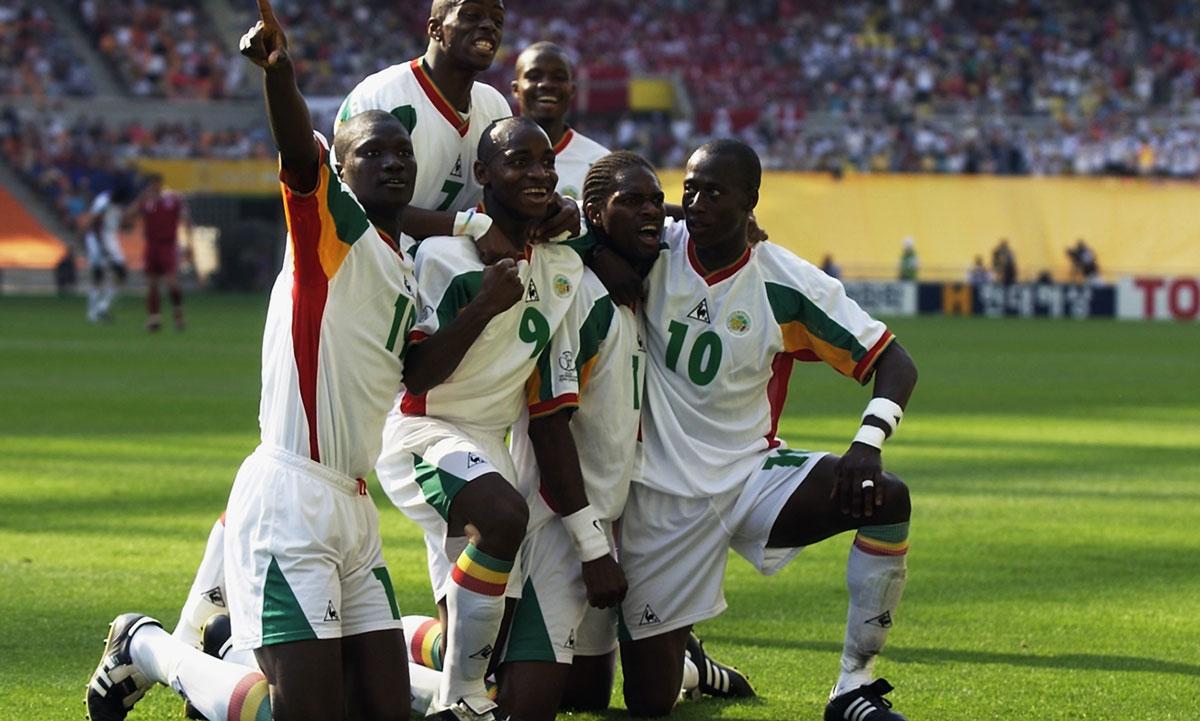 senegal mondiali 2002