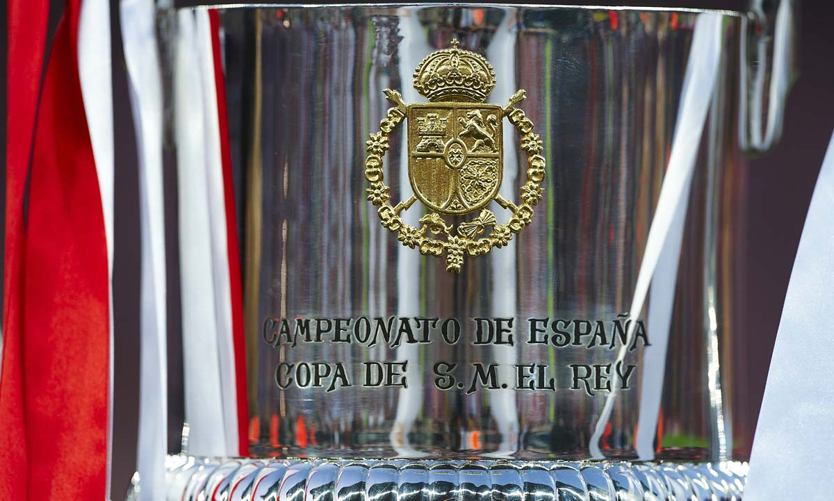 copa del re Real madrid A contro Real madrid B