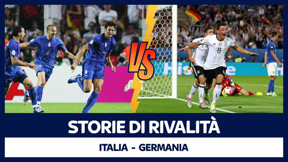 italia contro germania