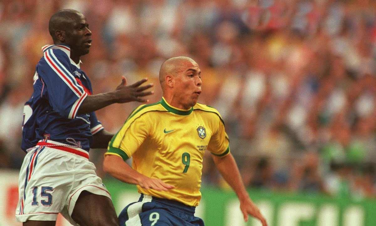 ronaldo finale francia 98
