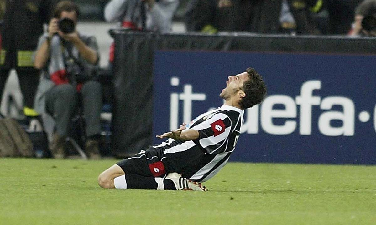 juve real semifinale champions 2003