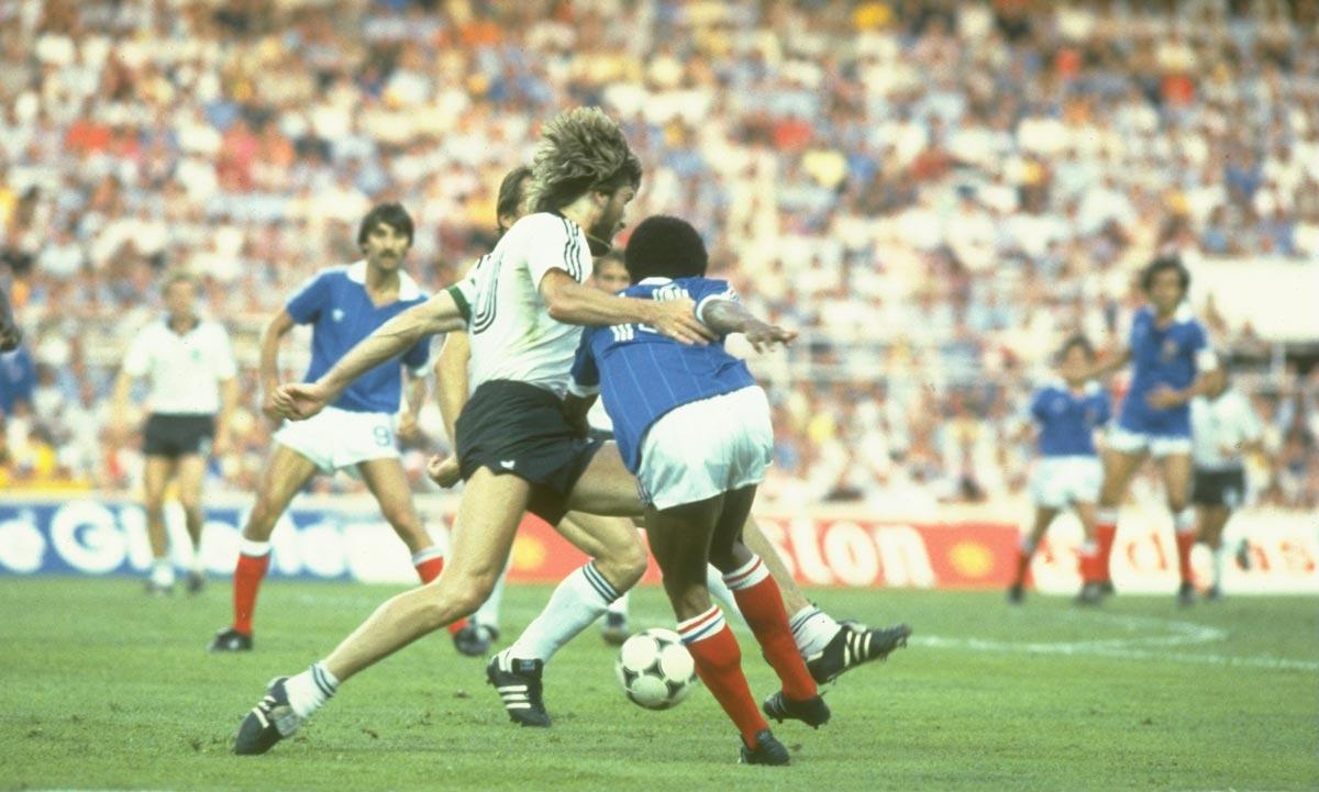 francia germania 1982