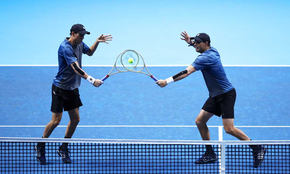 gemelli bryan tennis