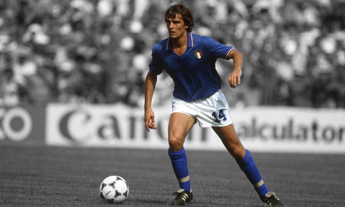 maglia italia mondiali 82