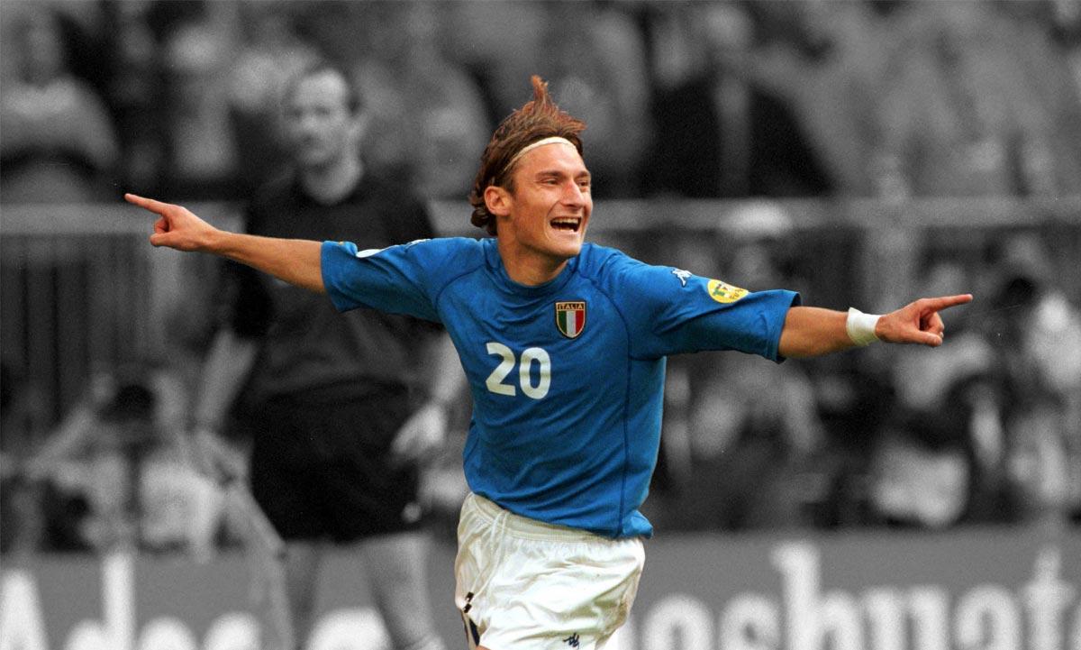 maglia italia Euro 2000