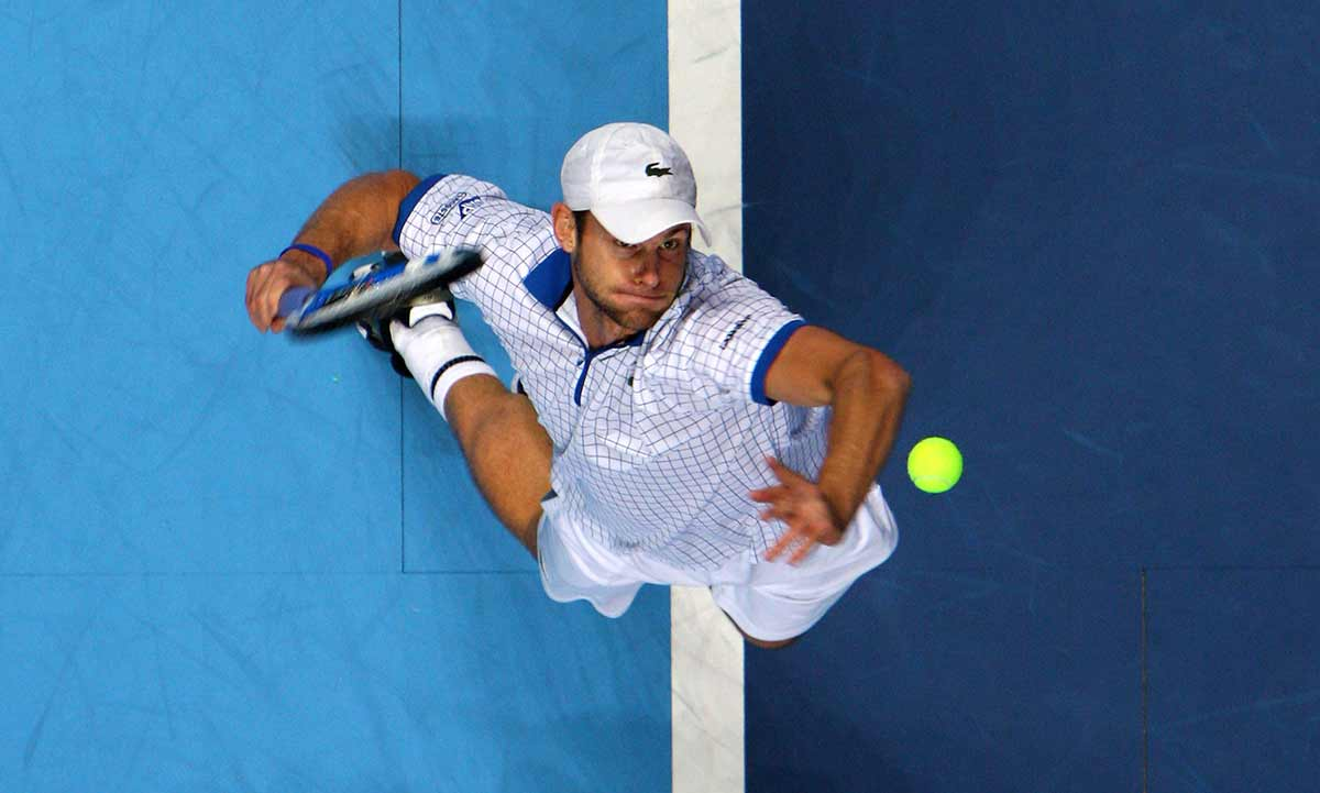 servizio tennis