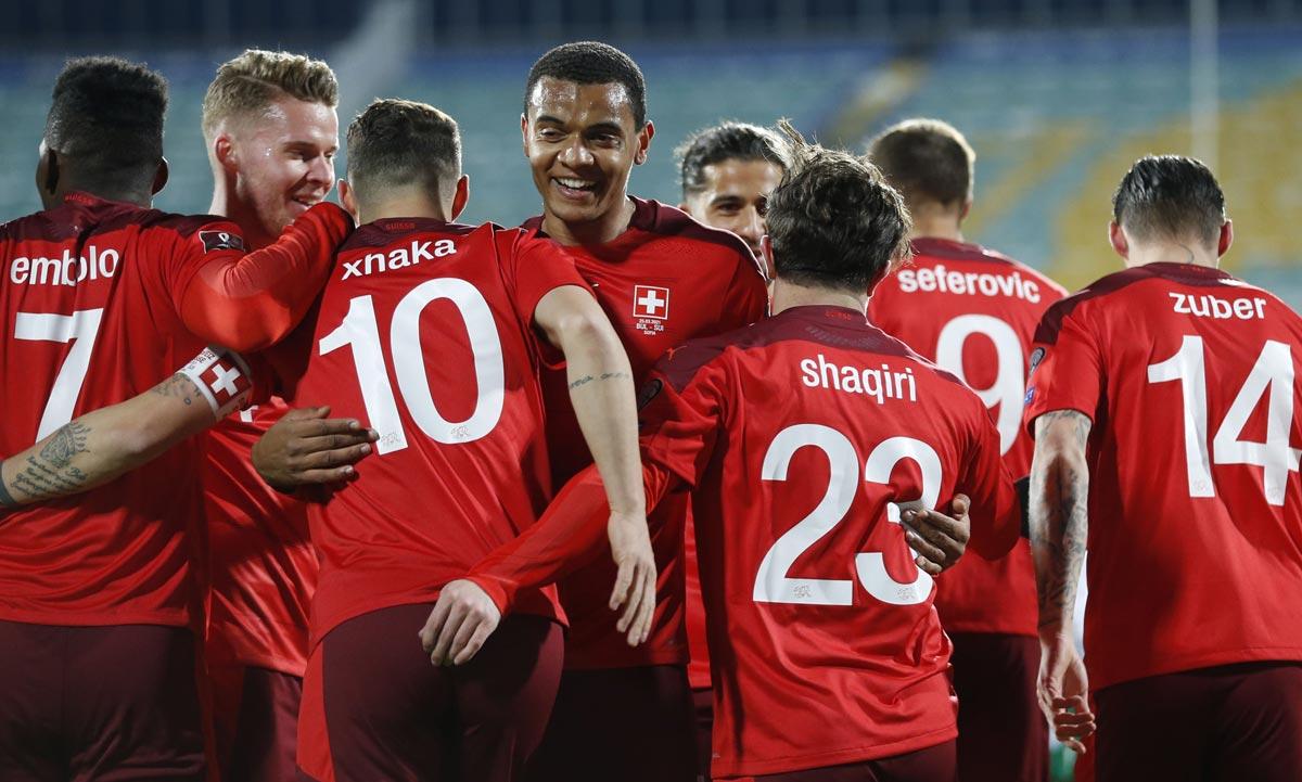 svizzera Euro 2020