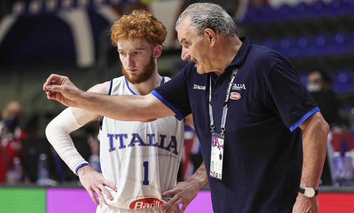 olimpiadi basket italia