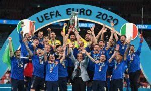 italia campione euro 2020