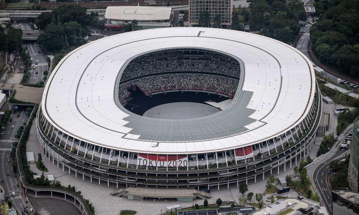 stadio olimpico Tokyo