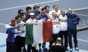 rinascita tennis italiano