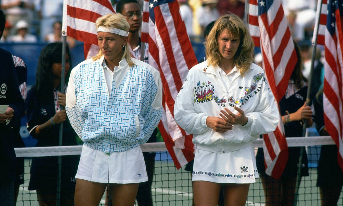 tenniste famose