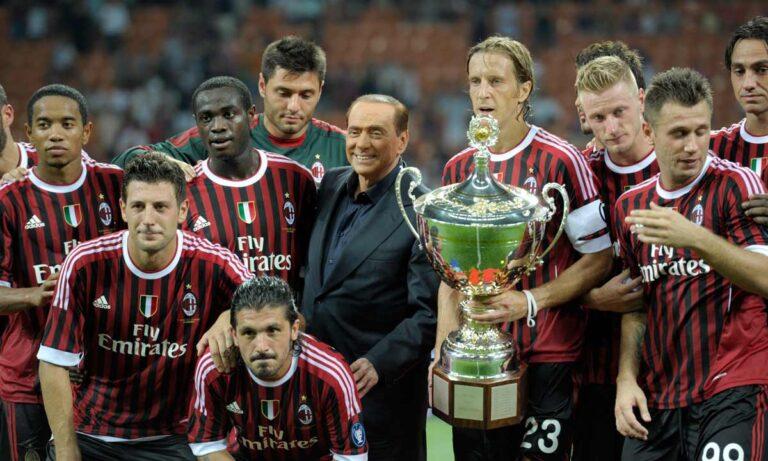 storia trofeo berlusconi