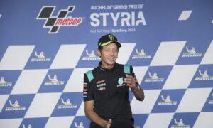 MotoGP Stiria Valentino Rossi