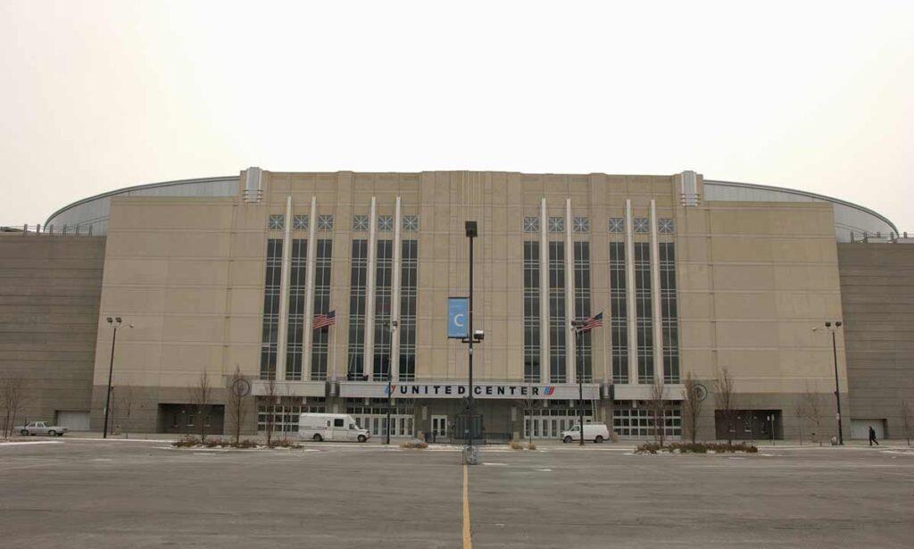 United Center  Chicago