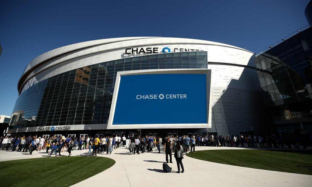 Chase Center San Francisco