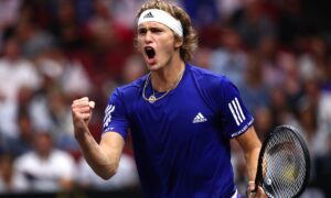 nuova generazione tennis mondiale zverev