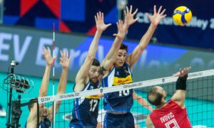 italia volley finale