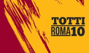 totti bandiera roma