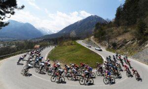 europei ciclismo trento