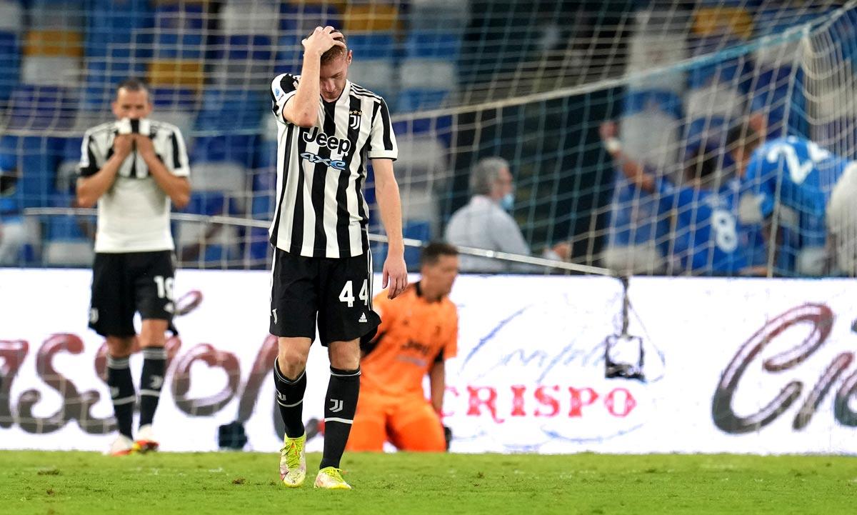 esordio juve atalanta champions
