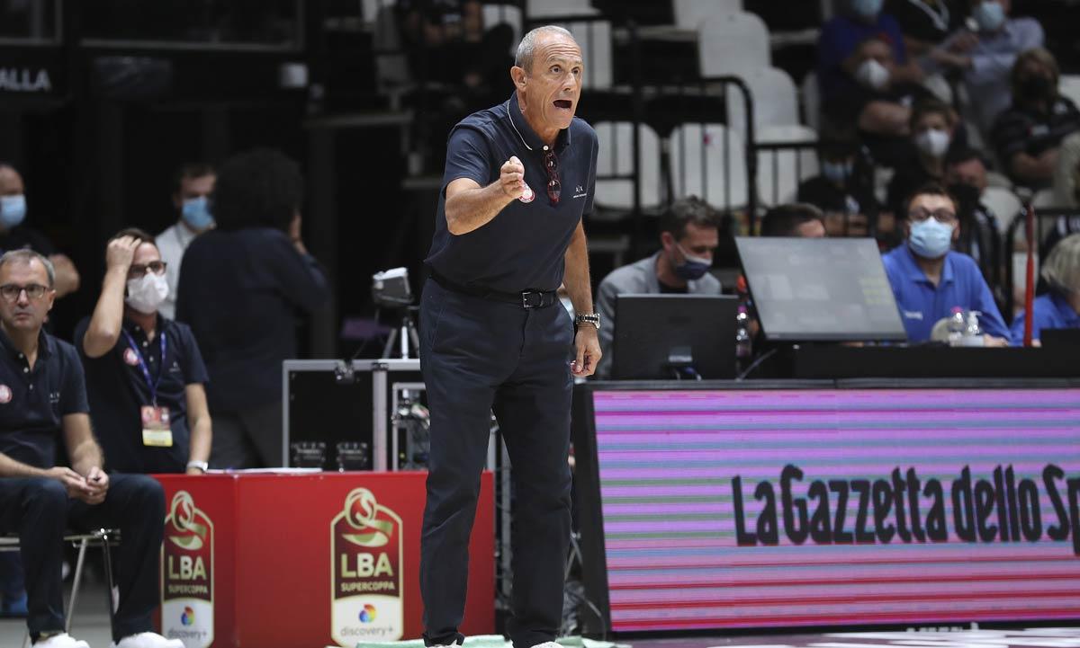 supercoppa basket bologna milano