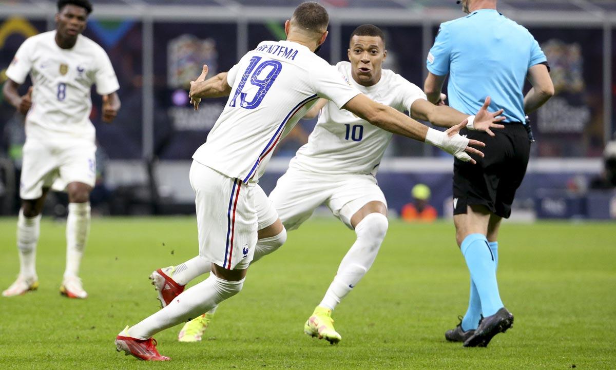 nations league francia